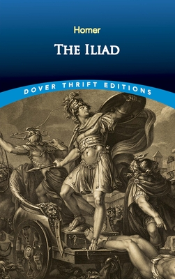 The Iliad (Dover Thrift Editions) Cover Image