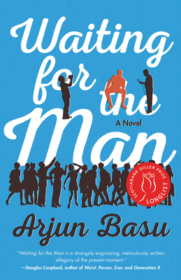 Cover for Waiting for the Man