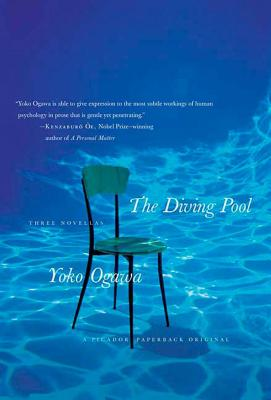 The Diving Pool: Three Novellas Cover Image