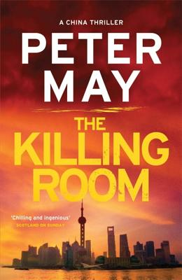 The Killing Room (The China Thrillers #3) Cover Image