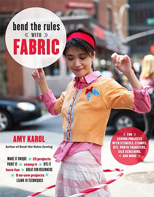Bend the Rules with Fabric Cover
