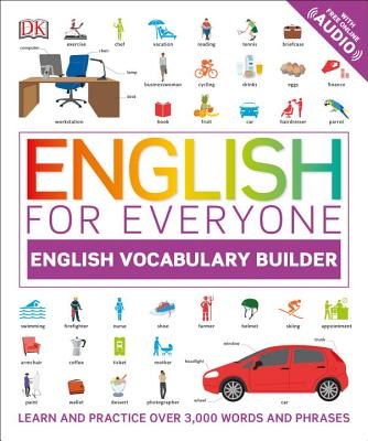 English for Everyone: English Vocabulary Builder Cover Image
