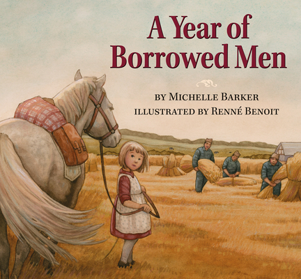 A Year of Borrowed Men Cover Image