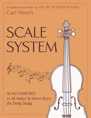 Scale System: Scale Exercises in All Major and Minor Keys for Daily Study Cover Image