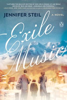 Exile Music: A Novel Cover Image