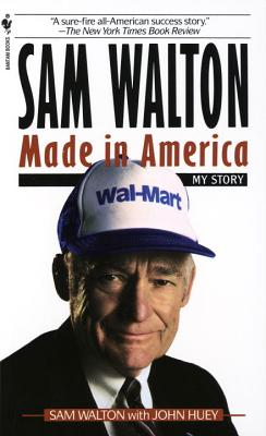Sam Walton, Made in America Cover