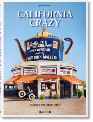 California Crazy. American Pop Architecture Cover Image