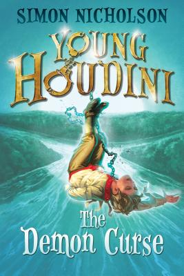 The Demon Curse (Young Houdini #2) Cover Image