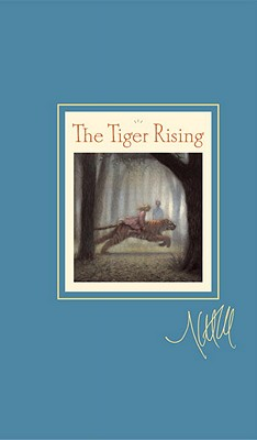Tiger Rising Signed Signature Edition Cover