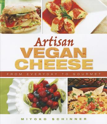 Artisan Vegan Cheese Cover