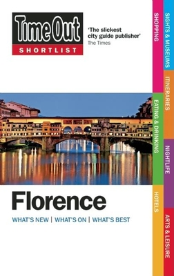 Time Out Shortlist Florence Cover