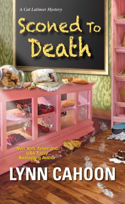 Sconed to Death (A Cat Latimer Mystery #5) Cover Image