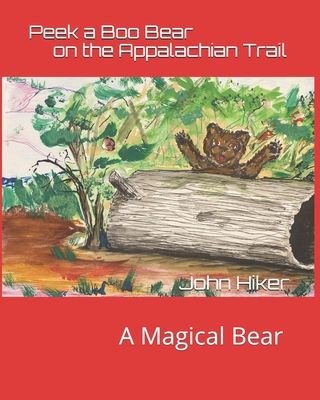 Peek a Boo Bear on the Appalachian Trail Cover Image