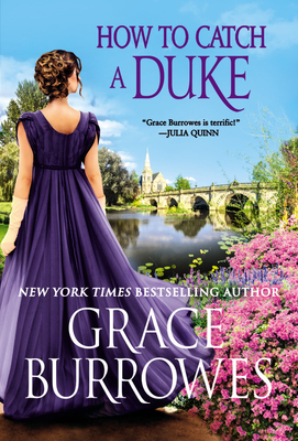 How to Catch a Duke (Rogues to Riches #6) Cover Image