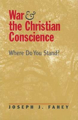War and the Christian Conscience Cover