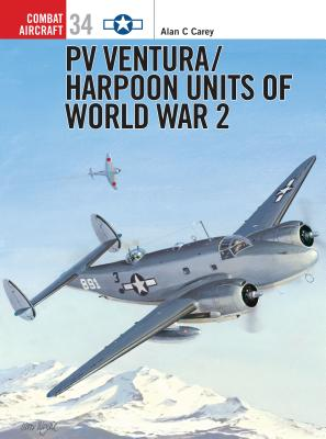 PV Ventura/Harpoon Units of World War 2 Cover