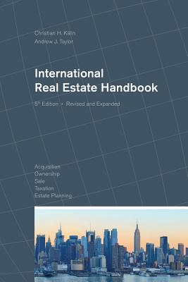 International Real Estate Handbook Cover Image