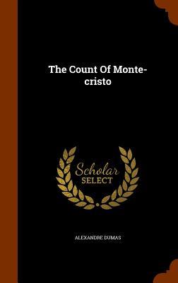 The Count of Monte-Cristo Cover Image