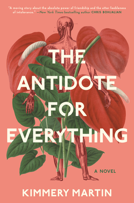 The Antidote for Everything Kimmery Martin, Berkley, $26,
