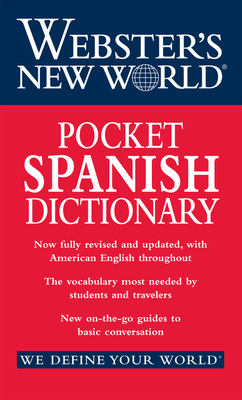 Cover for Webster's New World Pocket Spanish Dictionary