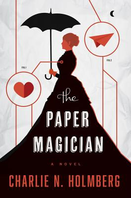 The Paper Magician Cover Image