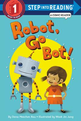 Robot, Go Bot! Cover