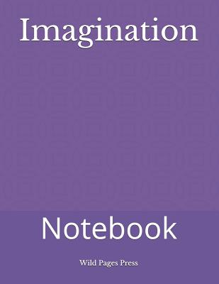 Imagination: Notebook Cover Image