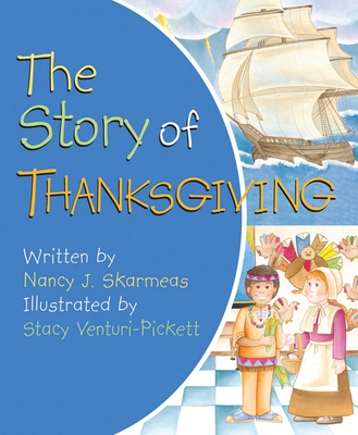 The Story of Thanksgiving Cover Image