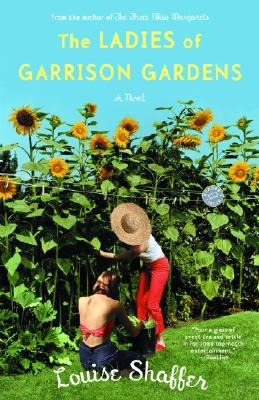 The Ladies of Garrison Gardens Cover Image