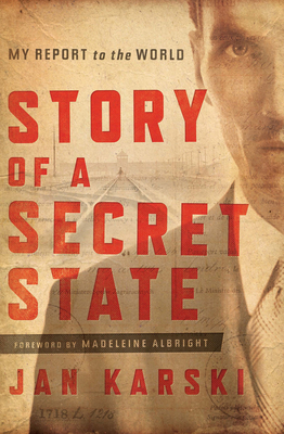Story of a Secret State: My Report to the World Cover Image