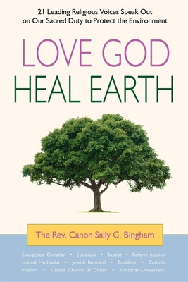 Cover for Love God, Heal Earth