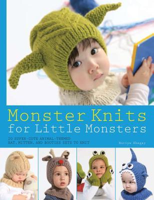 Monster Knits for Little Monsters Cover