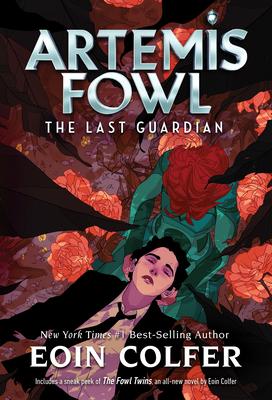 The Last Guardian (Artemis Fowl, Book 8) Cover Image