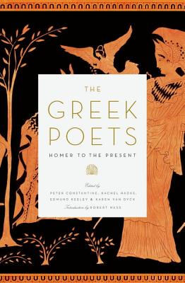 The Greek Poets Cover