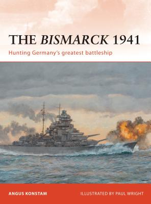 The Bismarck 1941 Cover