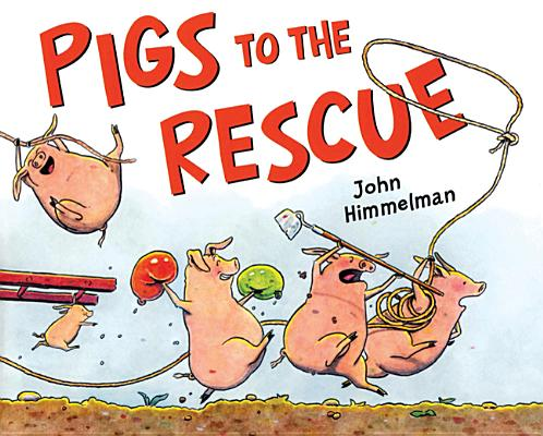 Pigs to the Rescue Cover