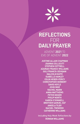 Reflections for Daily Prayer: Advent 2021 to Christ the King 2022 Cover Image
