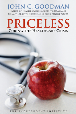 Priceless: Curing the Healthcare Crisis Cover Image