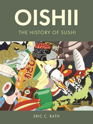 Oishii: The History of Sushi Cover Image