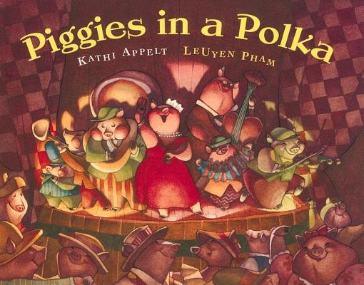 Cover for Piggies in a Polka