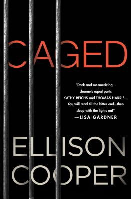 Caged: A Novel (Agent Sayer Altair #1) Cover Image