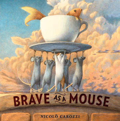 Cover Image for Brave as a Mouse