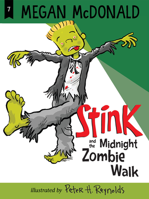 Stink and the Midnight Zombie Walk Cover Image