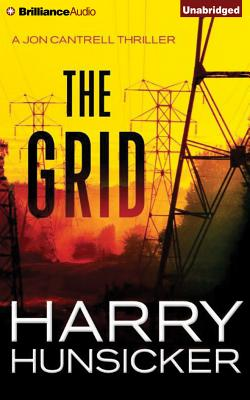 The Grid (Jon Cantrell Thriller #3) Cover Image