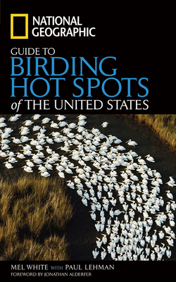 National Geographic Guide to Birding Hot Spots of the United States Cover