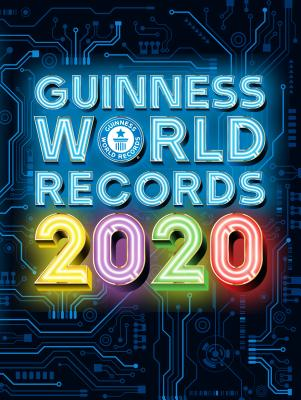Guinness World Records 2020 Cover Image