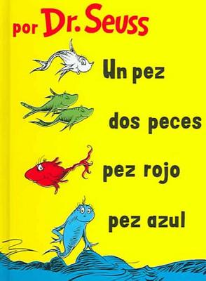 Un pez, dos pez, pez rojo, pez azul (I Can Read It All by Myself Beginner Books) Cover Image