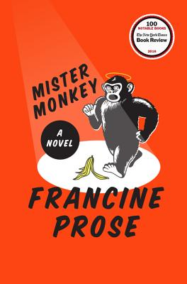 Mister Monkey: A Novel Cover Image
