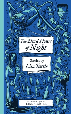 The Dead Hours of Night (Monster, She Wrote) Cover Image