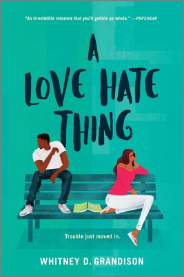 A Love Hate Thing Cover Image